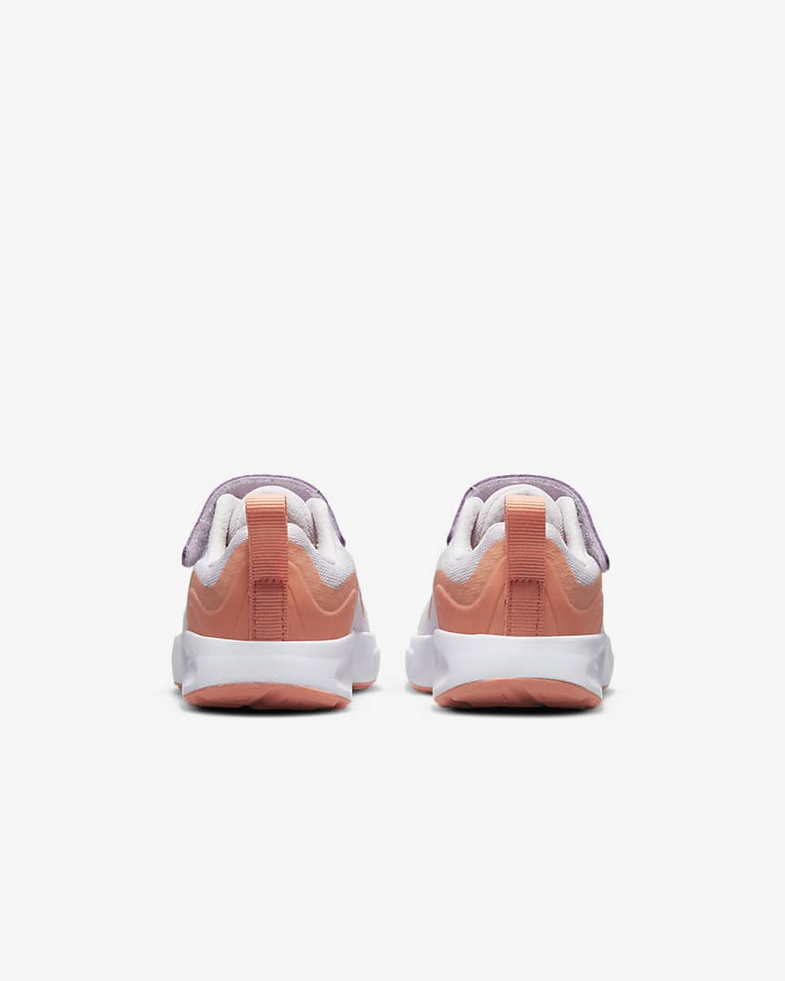 Nike WearAllDay Baby/Toddler Shoes Light Violet/Crimson Bliss