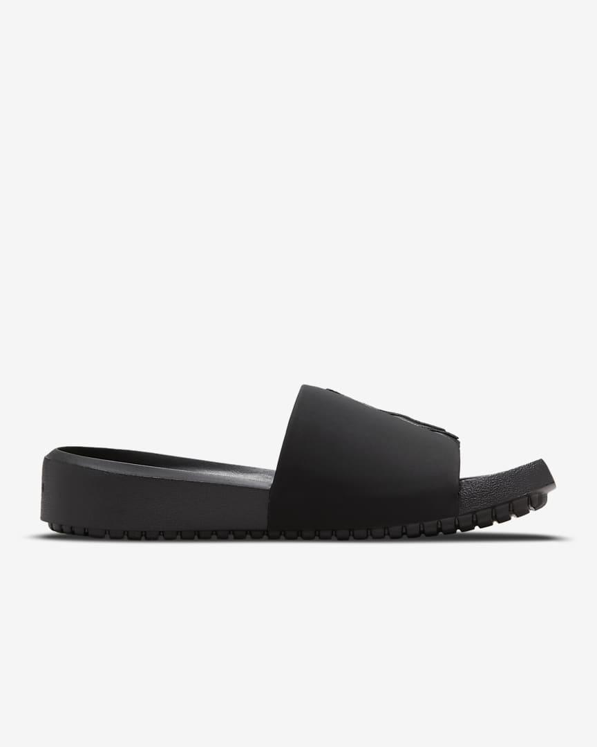 Jordan NOLA Women\'s Slides Black/Black/Black