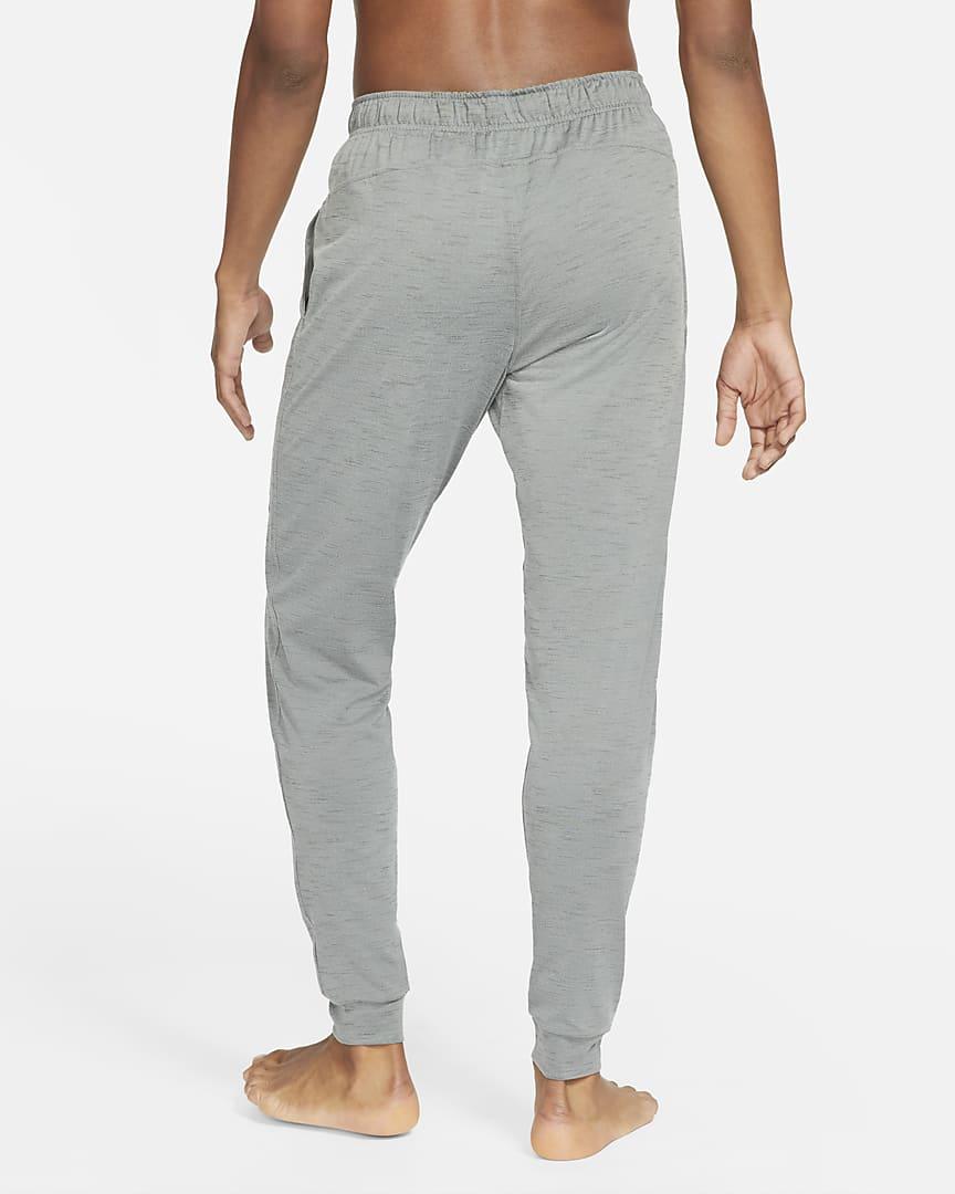 Nike Yoga Dri-FIT Men\'s Pants Smoke Grey/Iron Grey