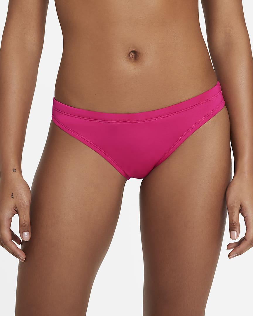 Nike Essential Women\'s Racerback Bikini Fireberry