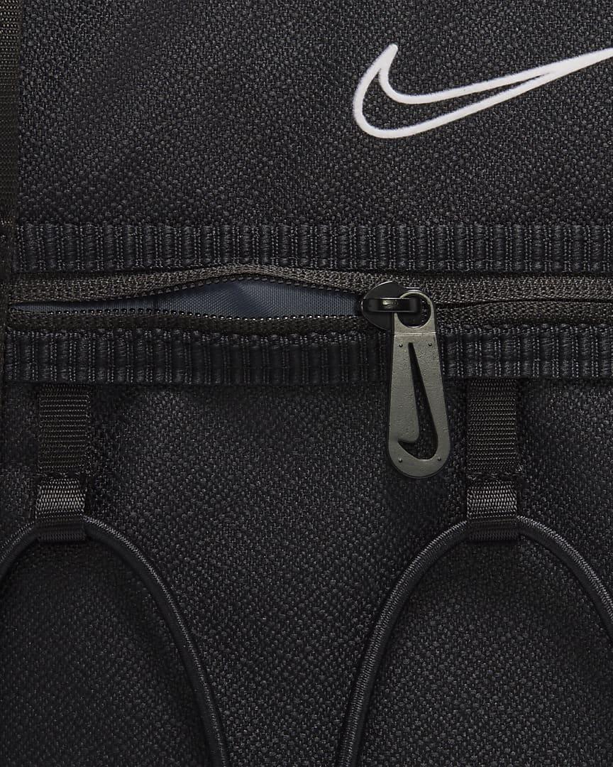 Nike One Women\'s Training Tote Bag Black/Black/White
