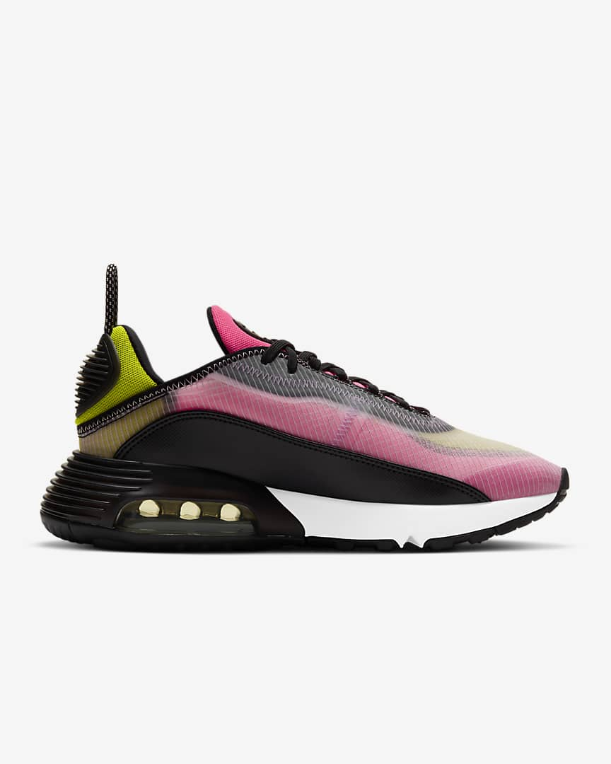 Nike Air Max 2090 Women\'s Shoes Champagne/Sunset Pulse/Cyber/Black