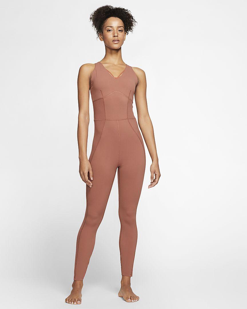 Mono deportivo rosa palo de Nike