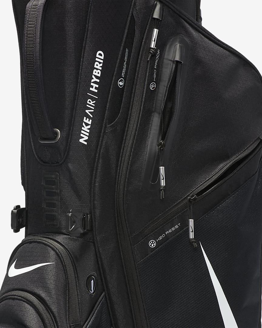 Nike Air Hybrid Golf Bag Black/White