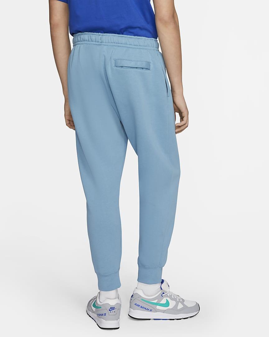 Nike Sportswear Club Fleece Joggers Cerulean/Cerulean/White