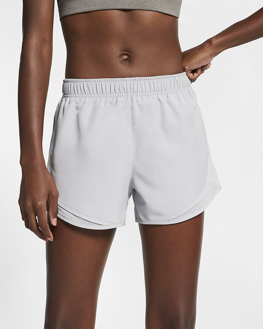 Nike Tempo Women\'s Running Shorts Wolf Grey/Wolf Grey