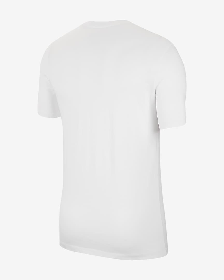 Nike Sportswear Men\'s T-Shirt White/Black