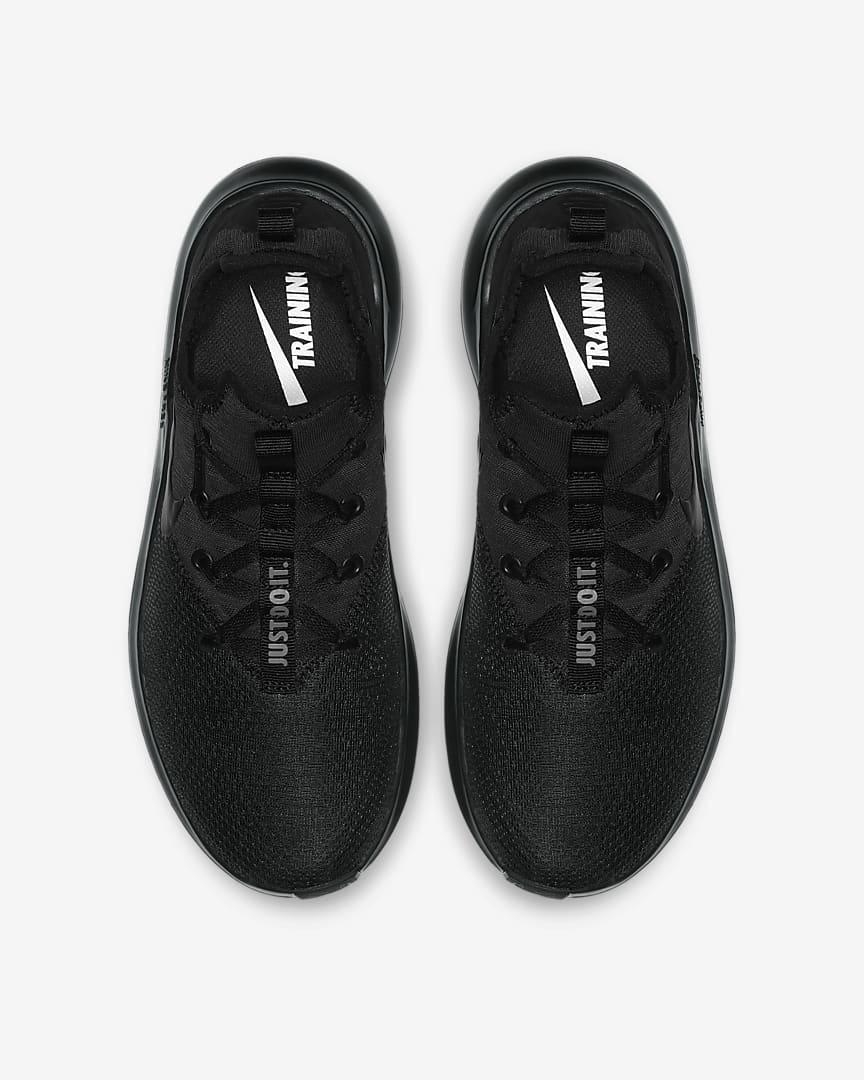 Nike Free TR8 Women\'s Gym/HIIT/Cross Training Shoe Black/Black/Black