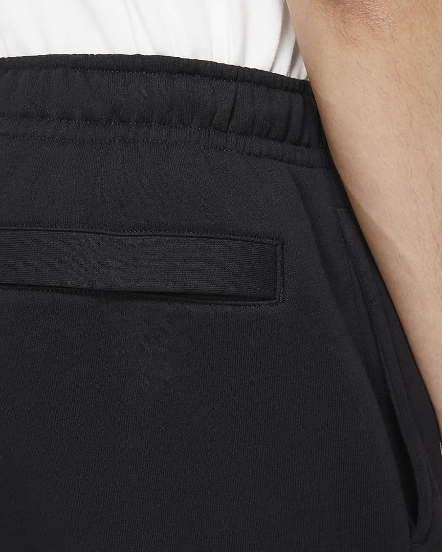 Nike Sportswear Club Fleece Men\'s Pants Black/Black/White