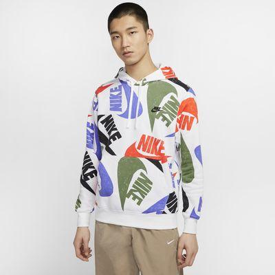 Nike Sportswear Club 男子套头连帽衫