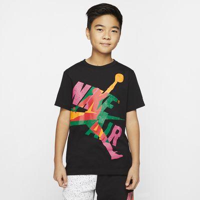 Jordan Jumpman Classics Kurzarm-T-Shirt für ältere Kinder (Jungen)