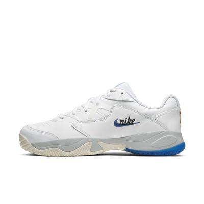 Chaussure de tennis NikeCourt Lite 2 Premium pour Homme