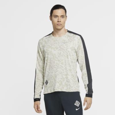 Nike Wild Run Lauf-Rundhalsshirt für Herren