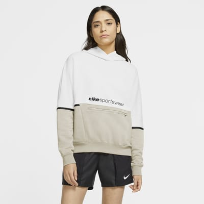 Nike Sportswear Women's French Terry Pullover Hoodie