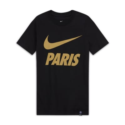 Paris Saint-Germain Older Kids' Football T-Shirt