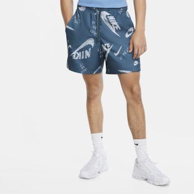 Nike Sportswear mønstret shorts til herre