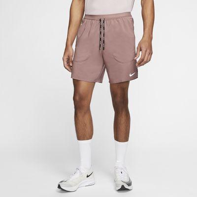 Ανδρικό σορτς για τρέξιμο με εσωτερικό σορτς Nike Flex Stride