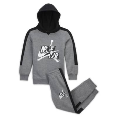 Jordan Younger Kids' Hoodie and Trousers Set