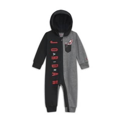 Jordan Baby (0-9M) Full-Zip Coverall