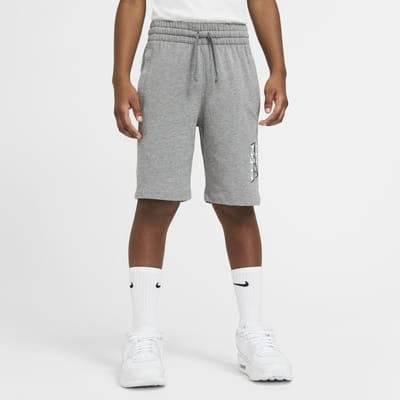 Nike Sportswear Big Kids' (Boys') Graphic Jersey Shorts