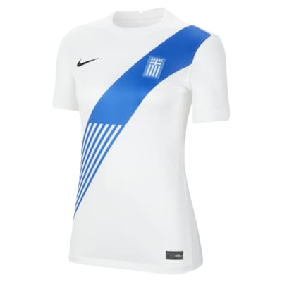 Greece 2020 Stadium Home Women's Football Shirt