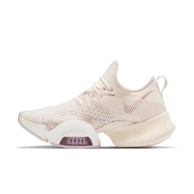Chaussure d'entraînement fractionné haute intensité Nike Air Zoom SuperRep pour Femme