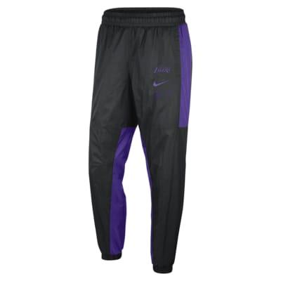 Lakers Courtside Men's Nike NBA Tracksuit Pants