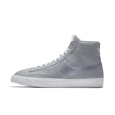 Nike Blazer Mid By You Custom 男子运动鞋