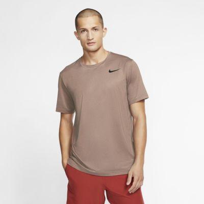 Kortärmad tröja Nike Pro för män
