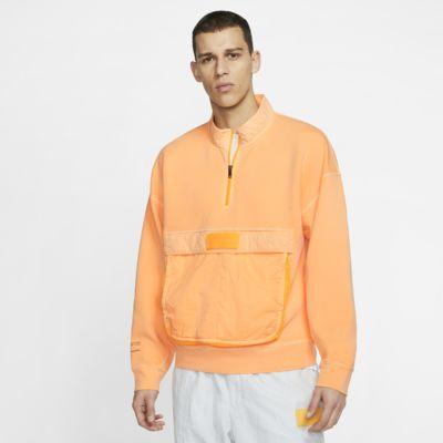 Ανδρική μπλούζα με φερμουάρ στο μισό μήκος Jordan 23 Engineered