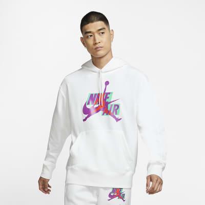 Jordan Jumpman Classics 男款 Fleece 套頭連帽上衣
