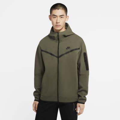 Nike Sportswear Tech Fleece Men S Full Zip Hoodie Nike Ca