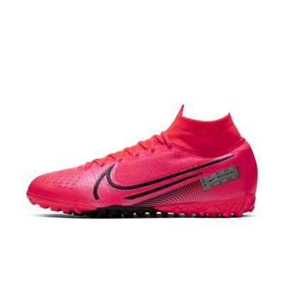 Medicina Forense cartucho curva  Calzado de fútbol para césped deportivo Nike Mercurial Superfly 7 Elite TF.  Nike.com