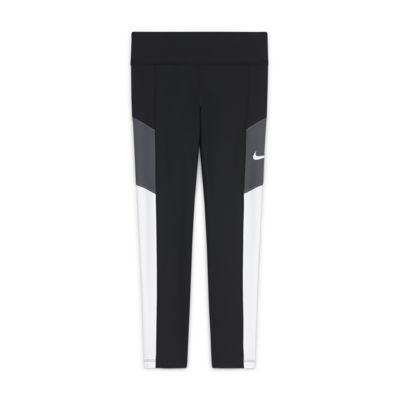 Nike Trophy Older Kids' (Girls') Training Tights (Extended Size)