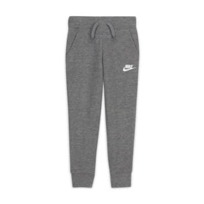 Joggingbyxor i fleece Nike Sportswear för små barn