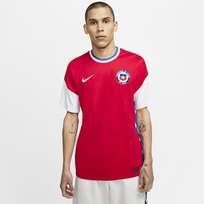 Camiseta de fútbol de local para hombre Stadium de Chile 2020/21
