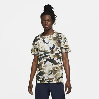 Nike Dri-FIT Men's Camo Training T-Shirt