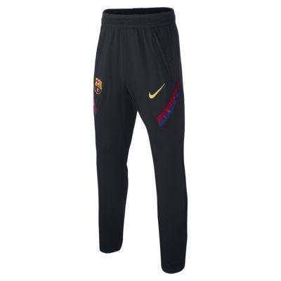 F.C. Barcelona Strike Older Kids' Football Pants