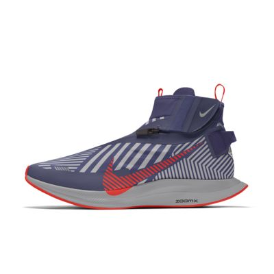 Nike Zoom Pegasus Turbo Shield By You Custom Women's Running Shoe