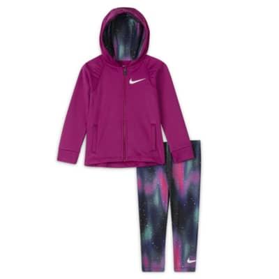 Nike Therma Toddler Hoodie and Leggings Set