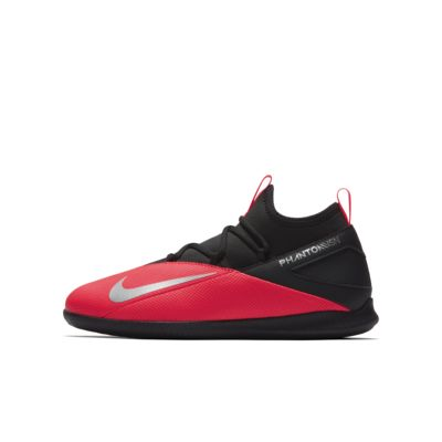 Nike Jr Phantom Vision 2 Club Dynamic Fit IC Younger/Older Kids' Indoor Court Football Shoe