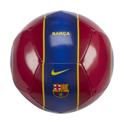 巴萨纪念小球足球