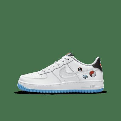 Nike Air Force 1 LV8 1 Big Kid's Shoes