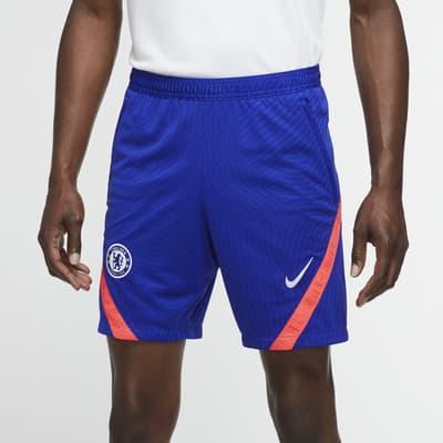Chelsea FC Strike fotballtreningsshorts til herre