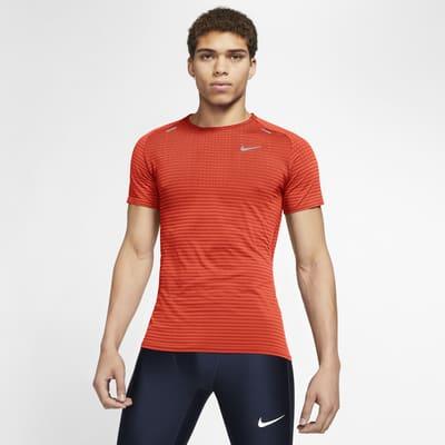 Oeste idea Poner  Camiseta de running para hombre Nike TechKnit Ultra. Nike.com