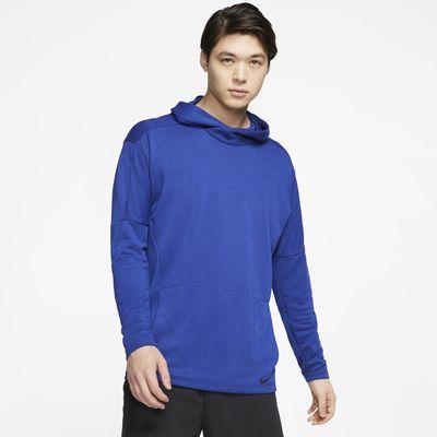 Nike Yoga Dri-FIT 男子套头连帽衫
