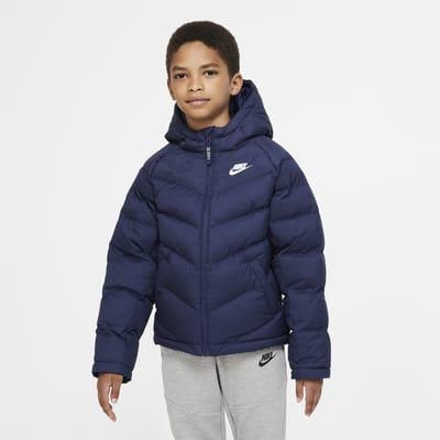 Jacka Nike Sportswear med syntetfoder för ungdom