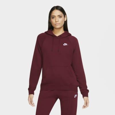 Fleece Pullover Hoodie. Nike GB