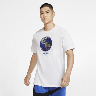 "Nike Dri-FIT ""World Ball"" Men's Basketball T-Shirt"
