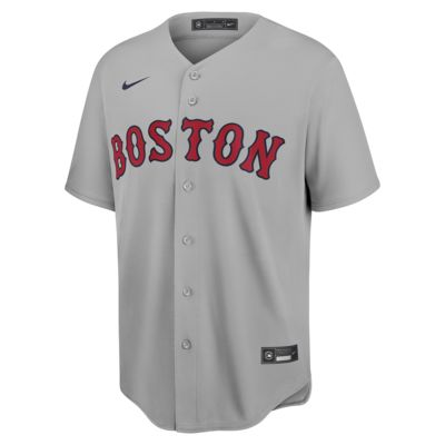 MLB Boston Red Sox (Andrew Benintendi) Men's Replica Baseball Jersey